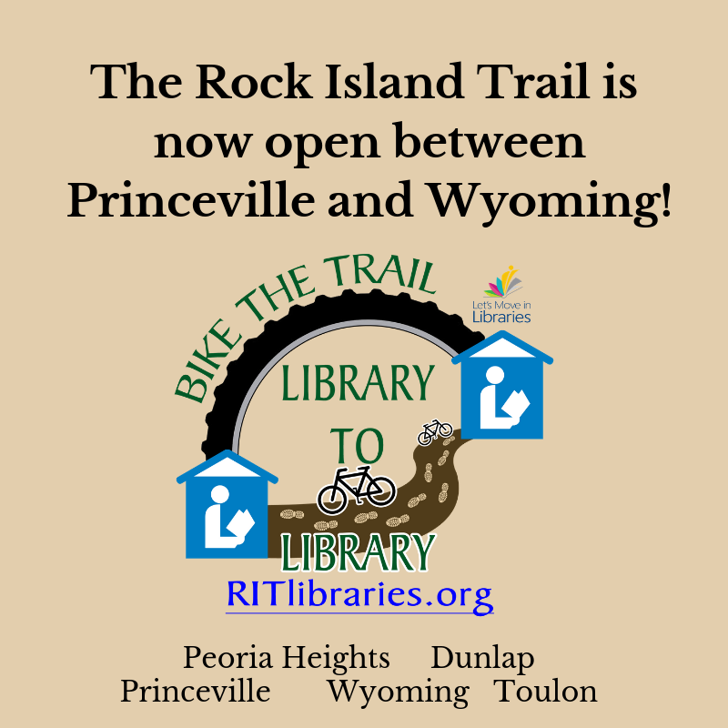 Rock Island Trail is Open!
